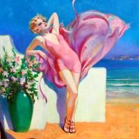 A Seaside Flirtation
