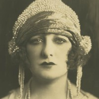 Erotic Ziegfeld Girl Tot Qualters