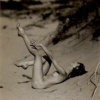 A Seaside Nude Study