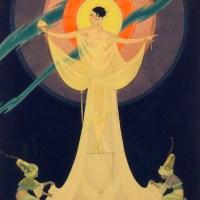 A Gossamer Goddess