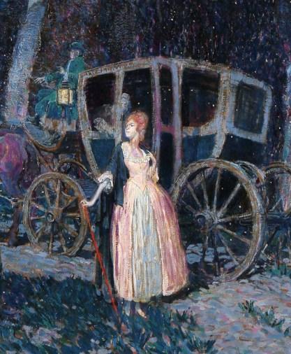 The maiden fair