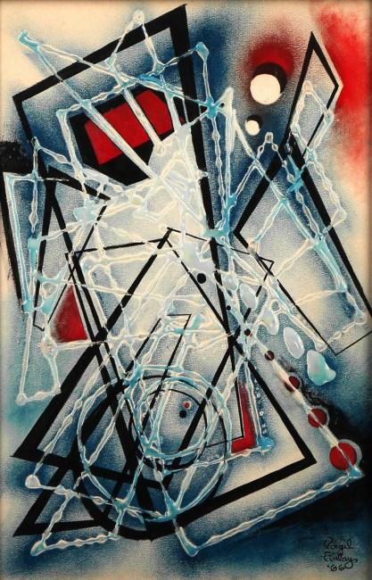 Full view of artwork