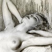A Reclining Benda Nude