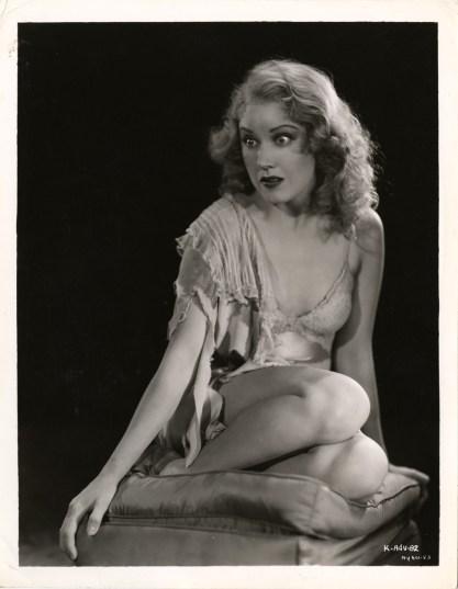 Fay Ray 1933 King Kong