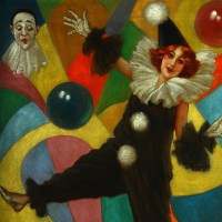 The Pierrot Dancer