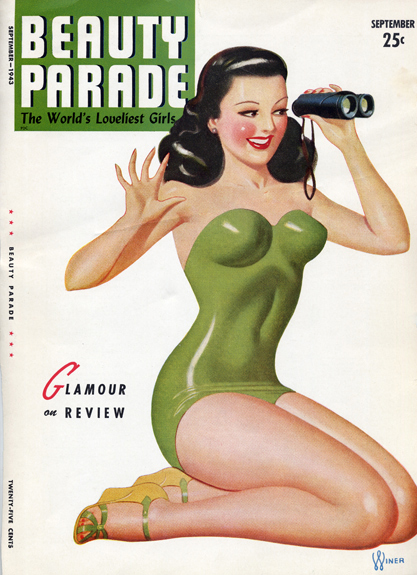 Beauty Parade with cover by Winer