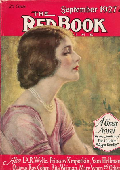 The artwork as it appeared for Redbook Magazine