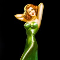 Gilda in Green