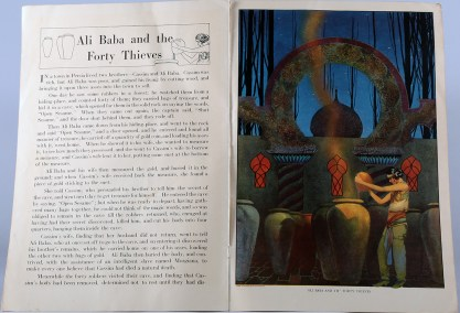 The artwork as it appeared in publication, (Included in sale)