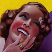 A Smiling Norma Shearer