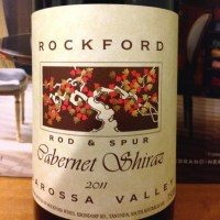 Rockford Rod & Spur Cabernet Shiraz 2011