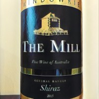 Windowrie The Mill Shiraz 2013
