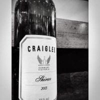 Craiglee Shiraz 2013