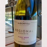 De Bortoli Regional Reserve Yarra Valley Pinot Noir 2018