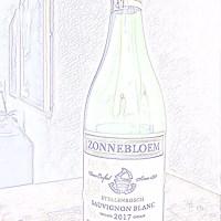 Zonnebloem Stellenbosch Sauvignon Blanc 2017