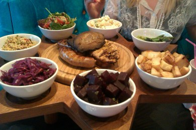 The Toy Shop BBQ for two