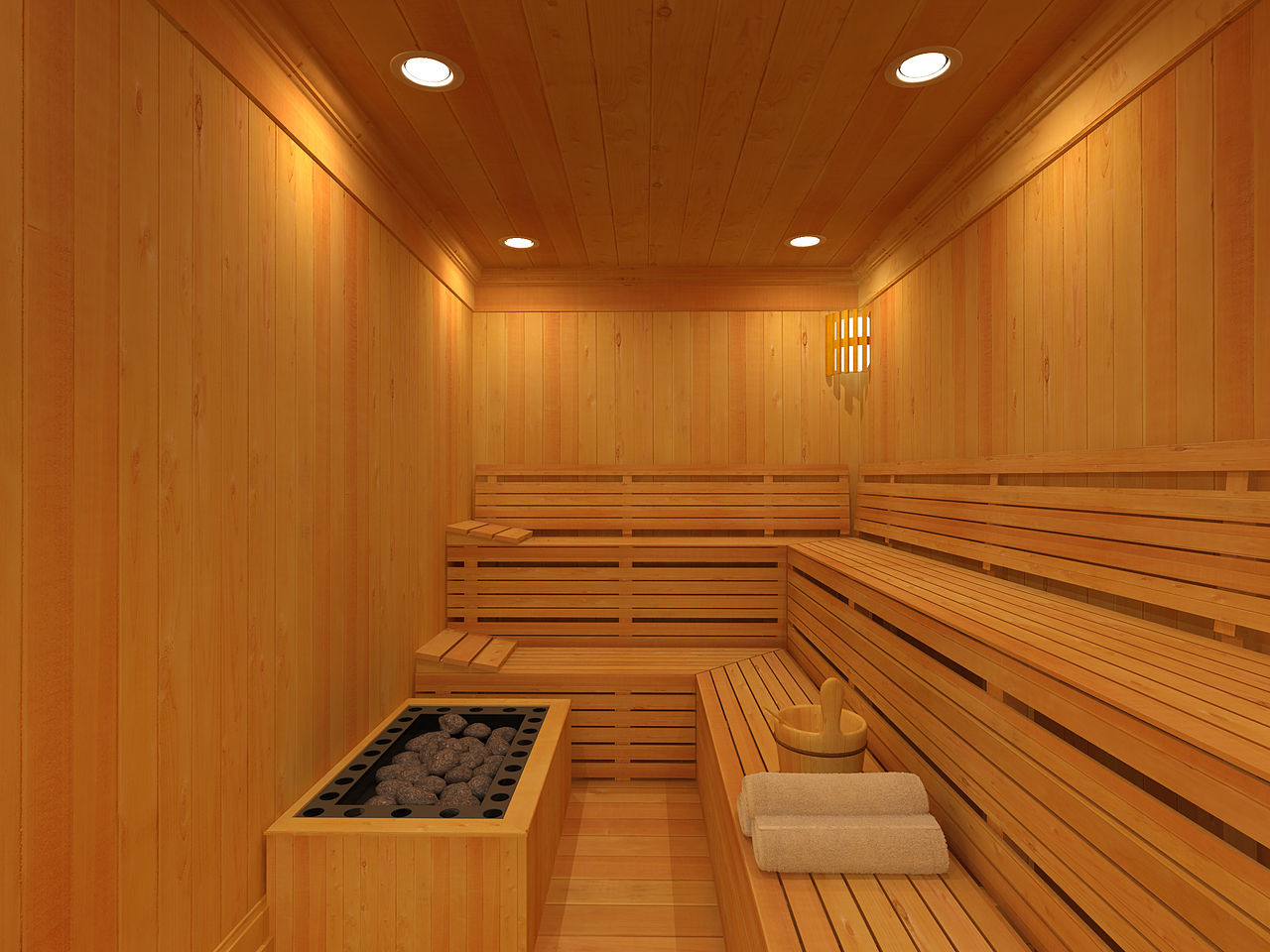 Sauna Enthusiasts Demand Right To Go Naked - The Reykjavik