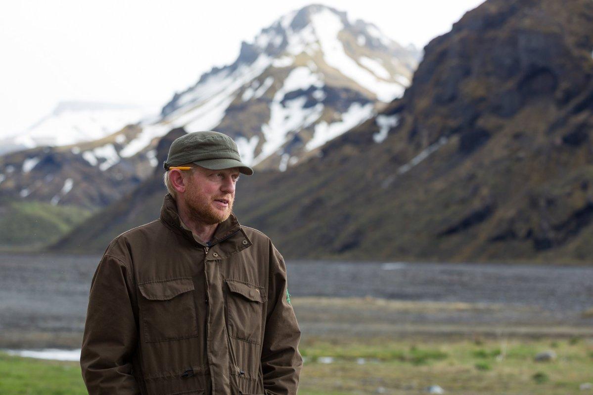 Blazing Trails: Meet The Volunteers Caring For Þórsmörk
