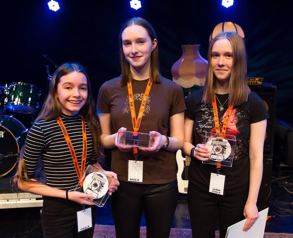 Family Trio Ateria Win Icelandic Music Experiments