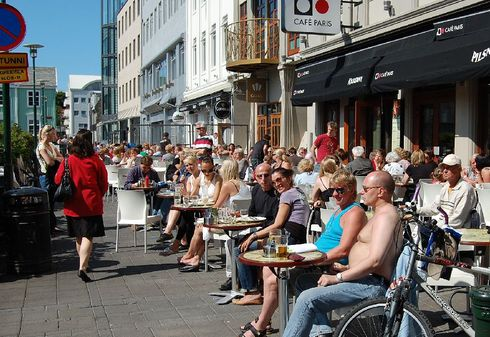 Unusual Heatwave To Sweep West Of Iceland Today And Tomorrow