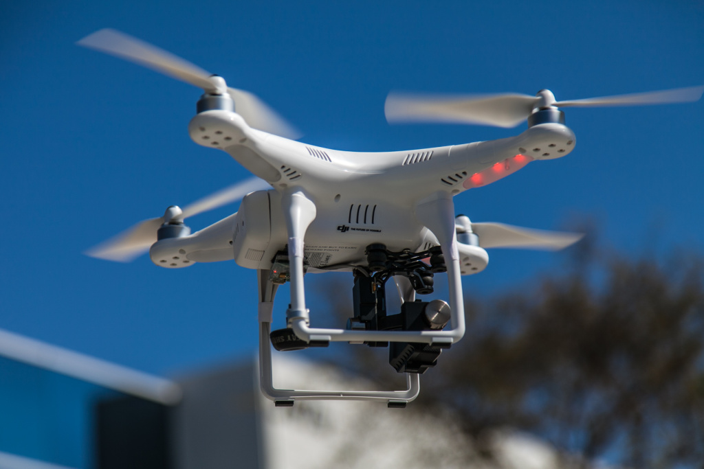 Drone Ban For Downtown Reykjavík Now In Effect