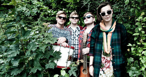 Of Monsters And Men First Icelandic Band With 1 Billion Spotify Plays
