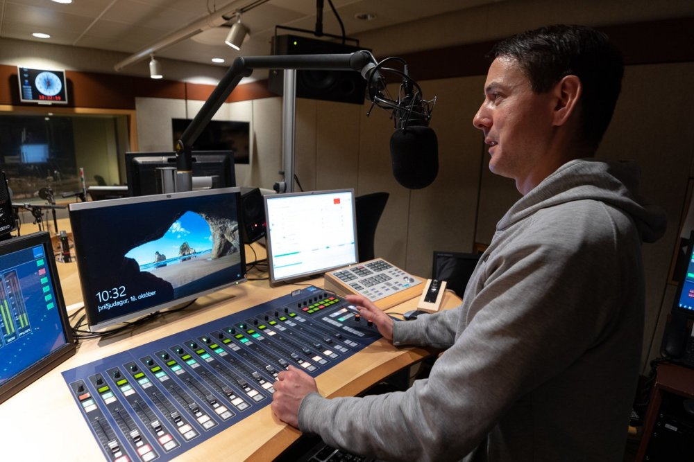 Ending Exclusion: Iceland's Public Broadcaster Increasing English Service