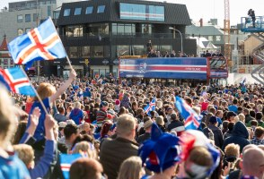 Russian Sanctions On Iceland Hinder World Cup Preparations