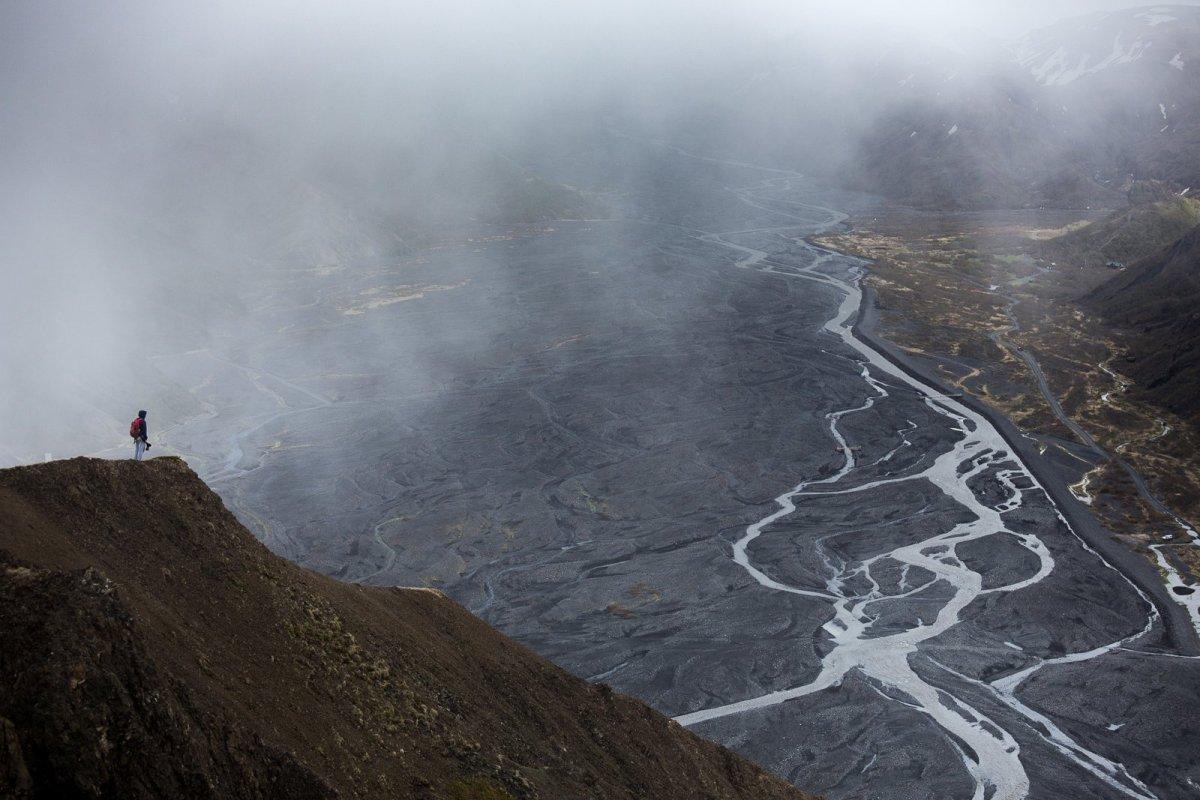 Getting High: Hiking In The Otherworldly Þórsmörk