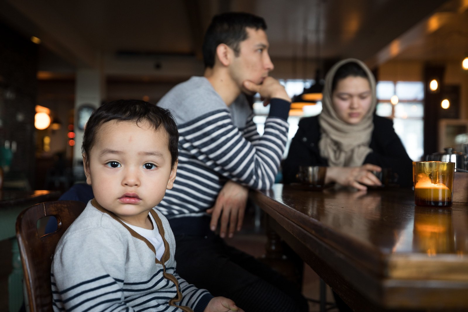 The child is two years old and was born in Norway, but has no official citizenship.