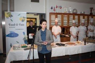 Food & Fun Opening Ceremony