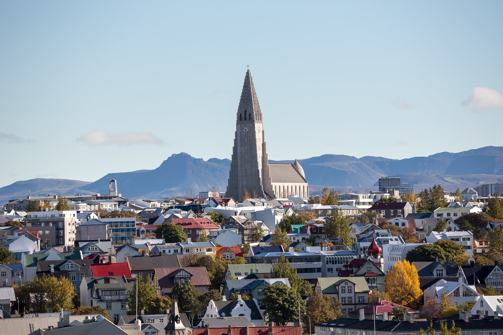 Reykjavík One Of The Most Expensive Cities In The World