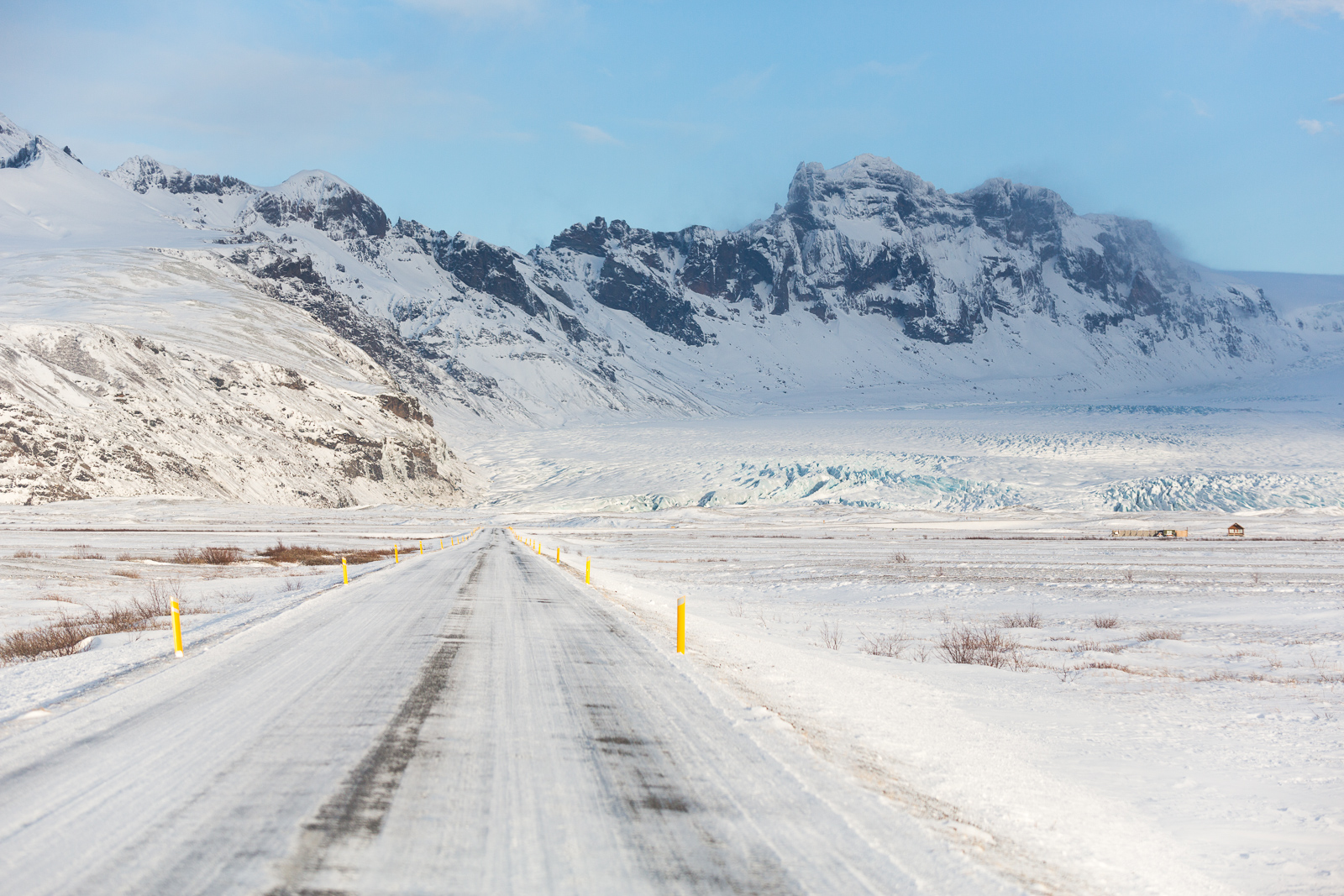 Weather: Iceland To Remain Below Zero For At Least The Next Week