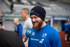 What Do Icelanders Think Their Chances Are At The World Cup?