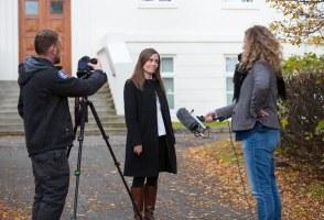 Iceland's PM Brings Up Haukur Hilmarsson Case With Angela Merkel
