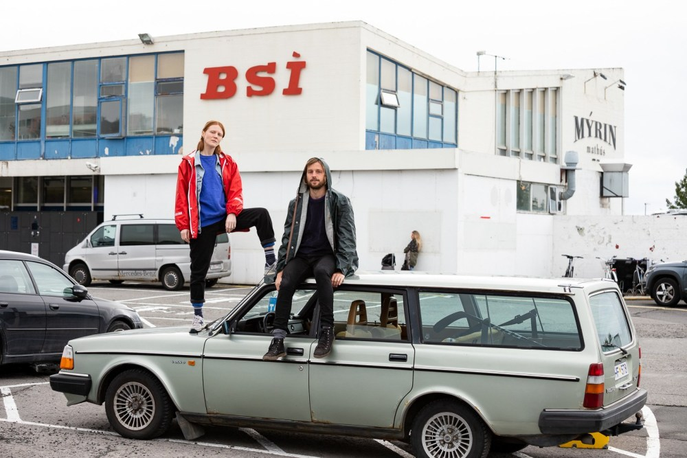 Of Brussels Sprouts And Bus Terminals: BSÍ Release First EP