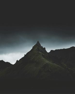 Benjamin Hartmann - Mountains
