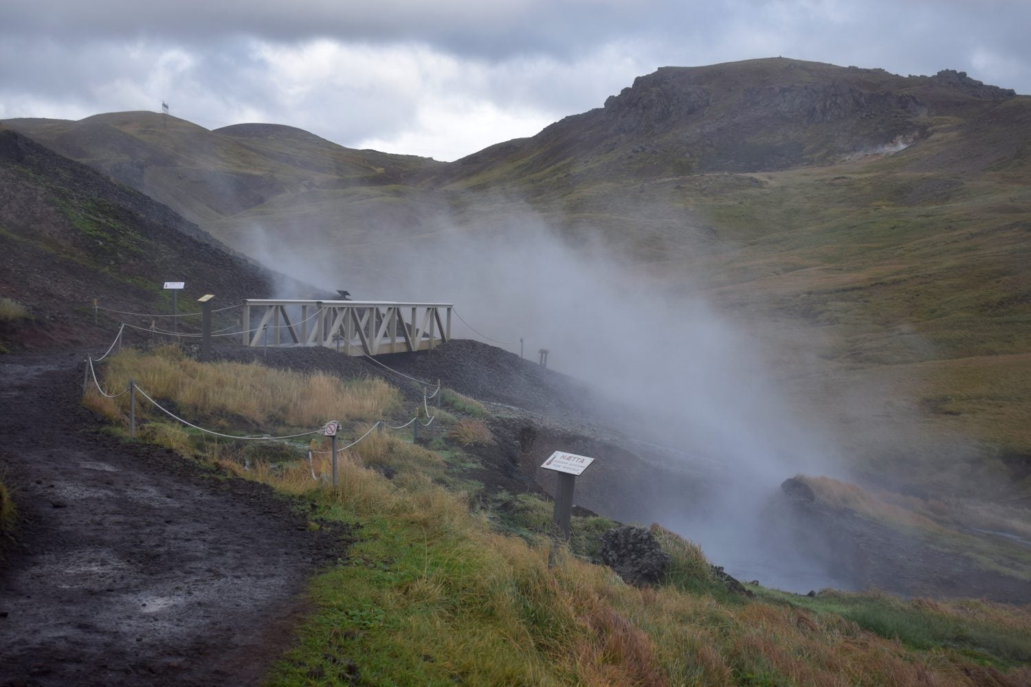 Reykjadalur Valley Too Damaged To Stay Open, Says Environment Agency Of Iceland