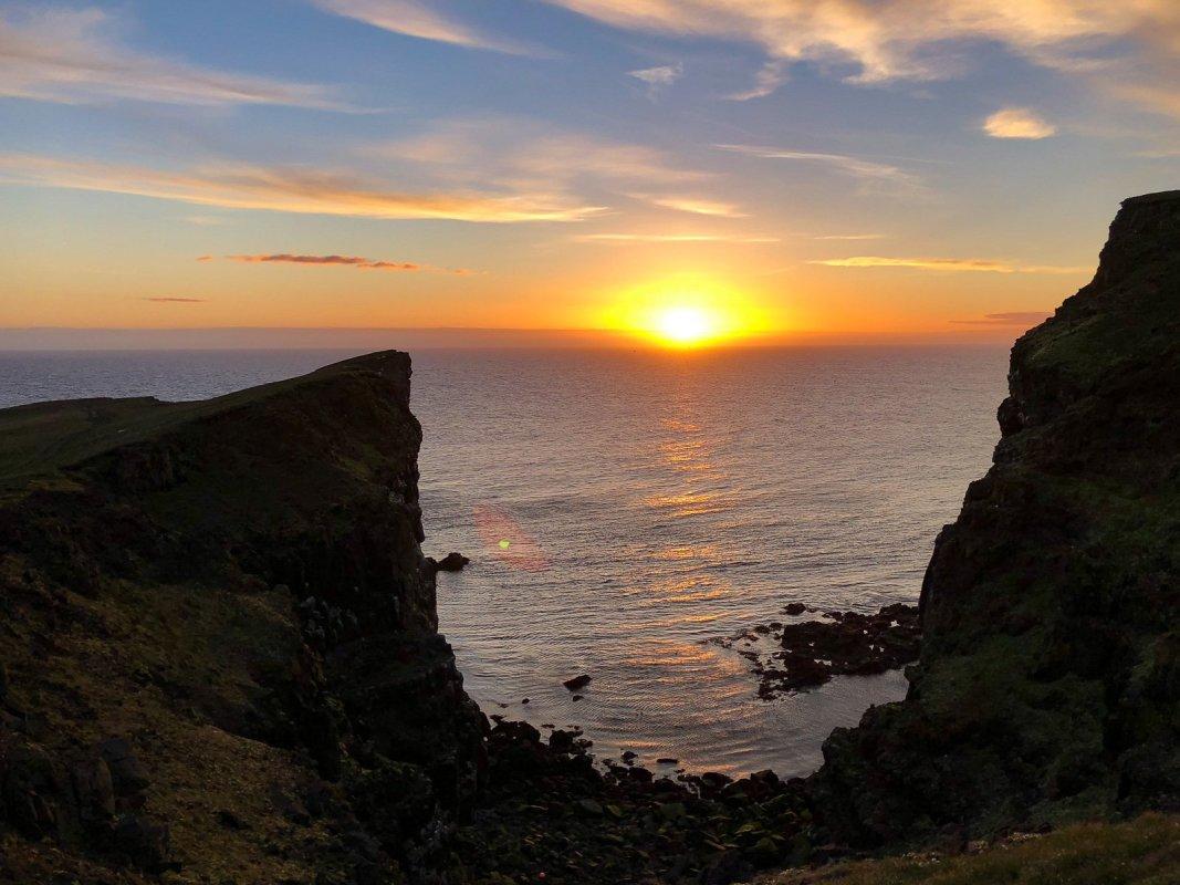 An Island Unto Themselves: A Solstice Adventure On Grímsey