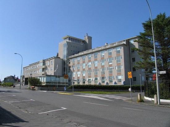 Landspítalinn hospital