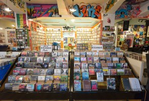 Grapevine's Best Of 2017: Best Record Store