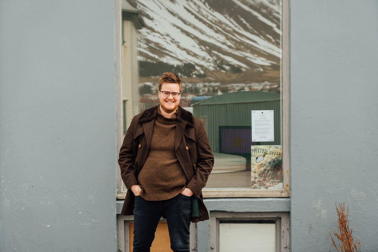 Outvert Art Space: The Inside-Out Gallery Of Ísafjörður