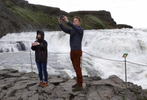 Iceland's Tourism Minister Calls for Tourist Limits