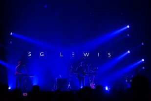 SG Lewis at Harpa