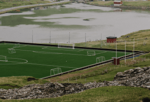 Life In Pictures: Football In The Faroes