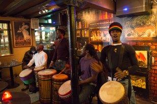 The Talking Drums at Kofinn