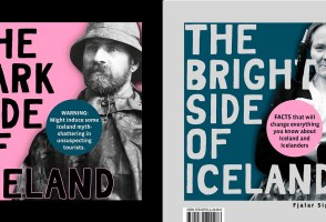 On The Flipside: The Dark And Bright Side Of Iceland