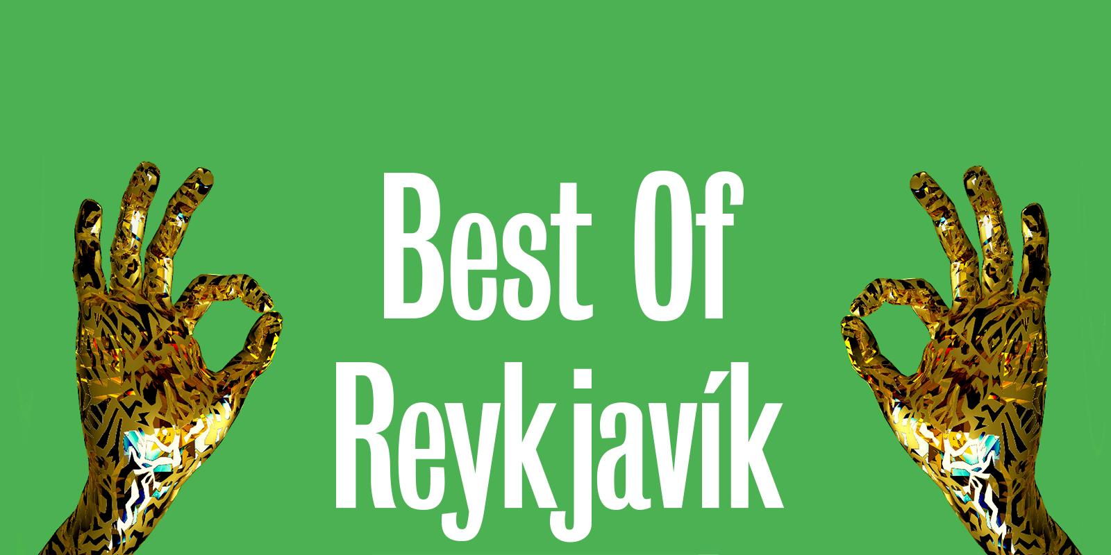 2015 Best Of Reykjavík