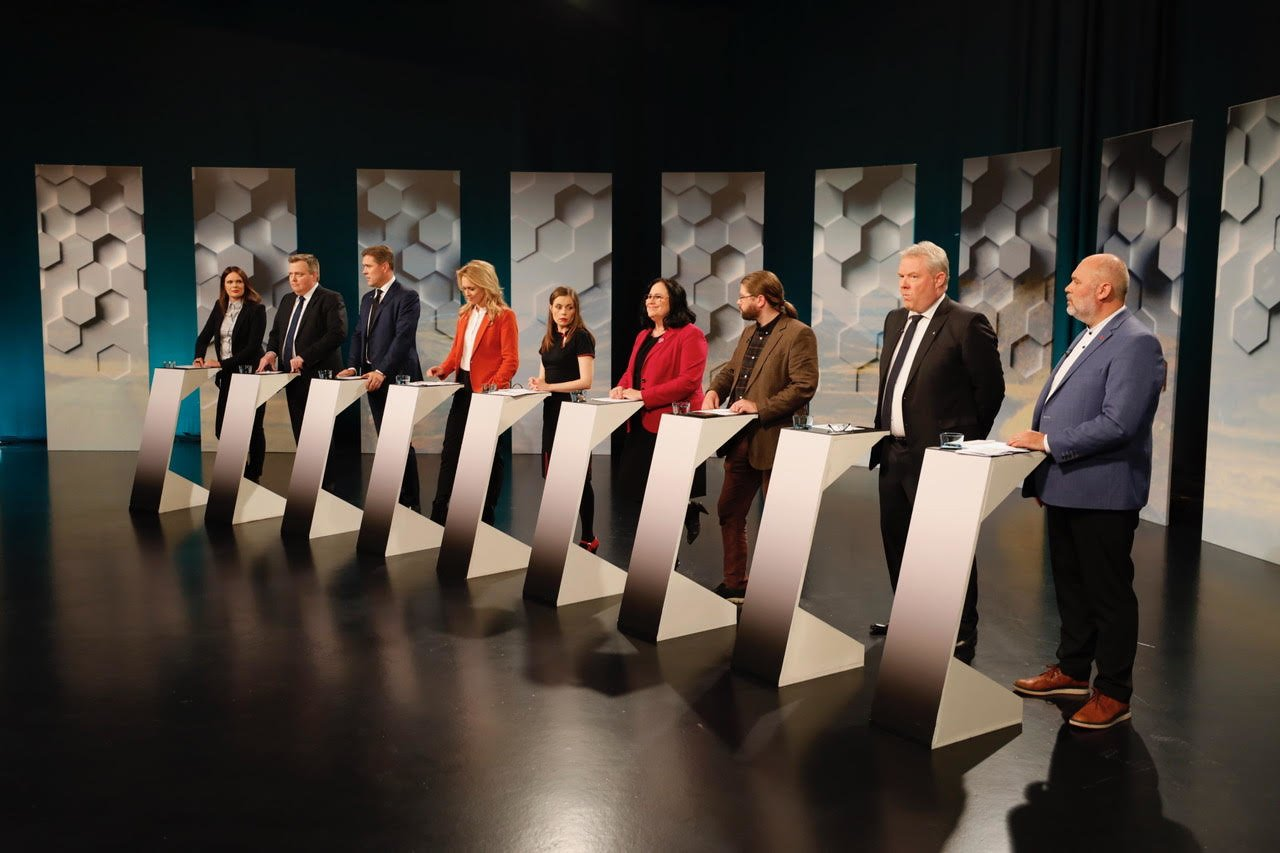 Iceland Elections '17 Liveblog: The Fast & The Furiouser