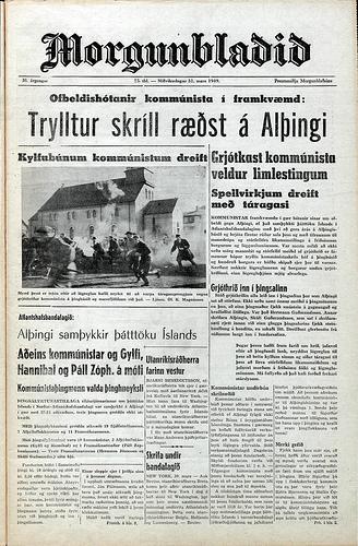 Cold War Espionage In Iceland